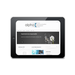 Alpha site internet