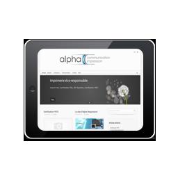 Alpha site internet