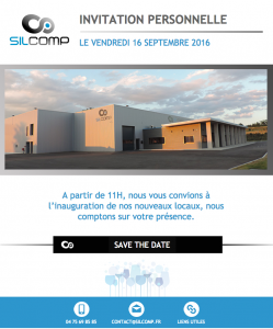 Newsletter - Emailing Silcomp France
